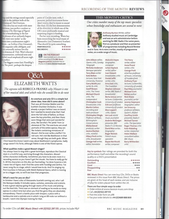 BBC Music Magazine, 2015 September Recording of the Month page 2